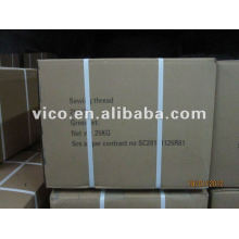 250D/3 polyester high tenacity sewing thread