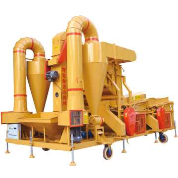 Gran productividad Combined Grain Seeds Cleaner Machine