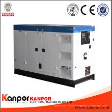 60kVA Water Cooled Silent Electric Start Portable Diesel Generator