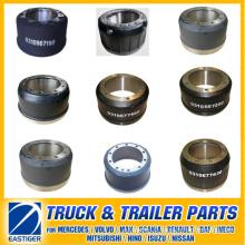 Over 200 Items Trailer Parts of Brake Parts Brake Drum