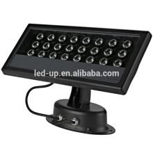 24W RGB DMX512 LED de luz