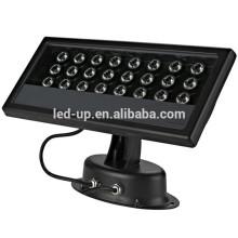 24W RGB DMX512 Luz LED