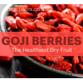 Chinesische Goji-Beere-Anti-Aging-Superfood