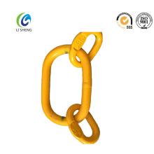Oblong master link
