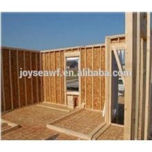 Uso en exteriores e interiores OSB impermeable