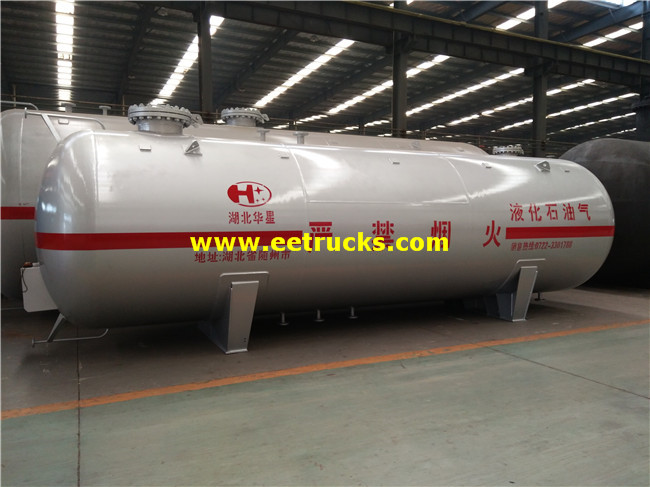 5000 Gallon Domestic Propane Vessels