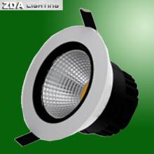 24W/30W COB Recessed LED Ceiling Downlight