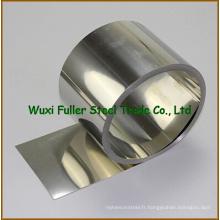 Bobine N06601 / 6023 d'Alliage de nickel du meilleur prix en Chine
