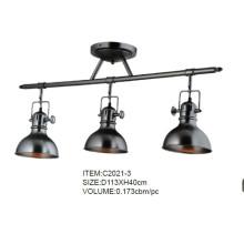 New Design Black Decorative Restaurant Pendant Lamp (C2021-3)