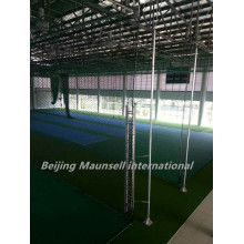 Maunsell International Revêtement de sol en PVC de haute qualité pour Cricket Indoor