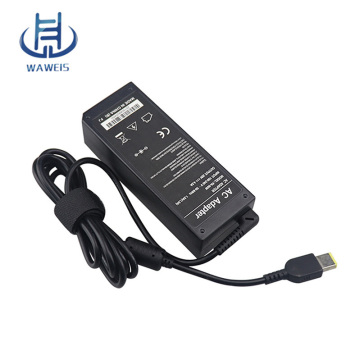 90w Ac dc adapter usb tip for lenovo
