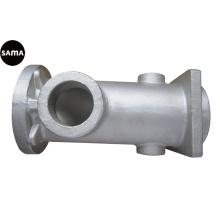 Fundición de bombas de acero con inversión, precisión, fundición de cera perdida