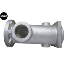 Steel Pump Casting with Investment, Precision, Lost Wax Casting