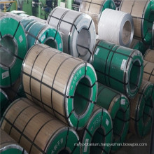 Stainless Steel Coil with quality EN10088, 1.4512/1.1509/1.4510/1.4501