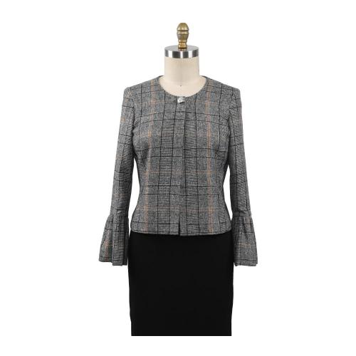 Manteaux courts pour dames Vintage Outwear Mujer Clothes
