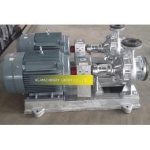 Diesel Engine Hot Oil Pump