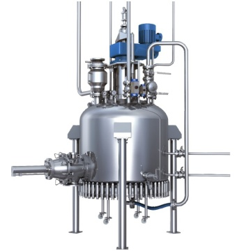 جودة عالية Hastelloy Agitated Nutsche Filter Dryer