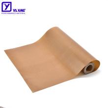 Easy To Use PTFE Coated Fiberglass Fabric
