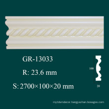 Modern Construction Easy Installation Economical PU Flexible Moulding