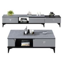 Wohnmöbel TV-Ständer Schrank-Tisch-Set