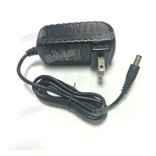 Aprobado por UL 12V 1.5A 18W Nosotros Adaptador de corriente alterna estándar