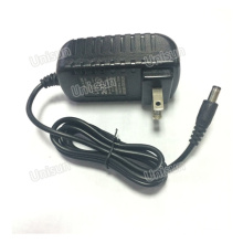 UL Approved 12V 1.5A 18W Us Standard AC Power Adapter