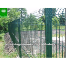Powder Coated Metal Wire Mesh Fence