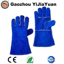 Reforço Palm Segurança Industrial Soldadores Luvas com Ce En12477