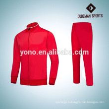 OEM изготовленный на заказ костюм мужчины с длинным рукавом хлопок Мужская одежда спортивный костюм