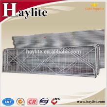 livestock fencing galvanized rural steel farm gate for sale