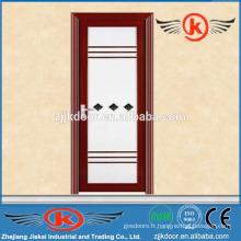 JK-AW9020 Porte en verre incassable / porte de toilette en alliage d'aluminium