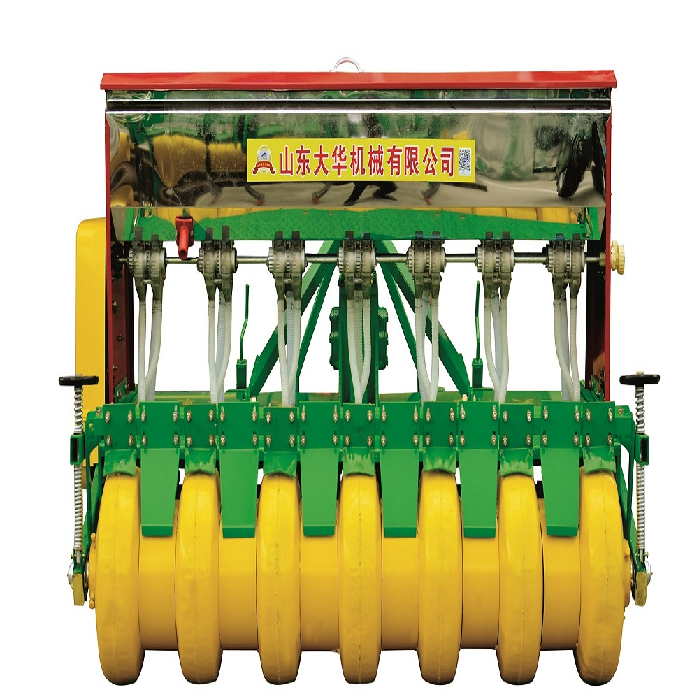 No-tillage planter-3