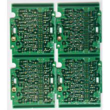 Exhiba las placas de circuito impreso del botón del panel táctil