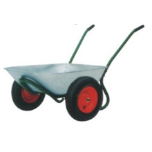 Uso de jardín o granja Carretilla de dos ruedas 6406