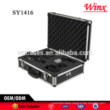 Professional hard aluminum case to protect device , aluminum case for camera