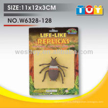 shantou wholesale small rubber insect toys good jokes for kids