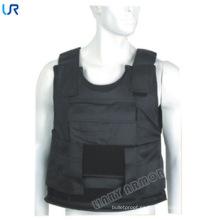 Chaleco de policía de armadura de protección balística