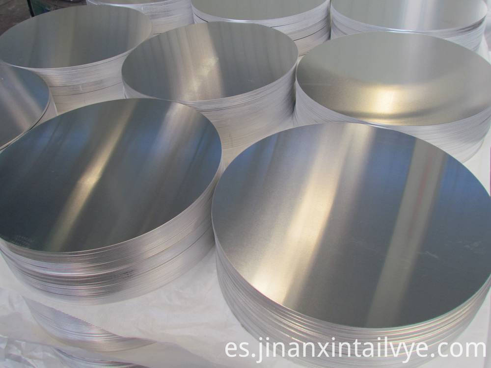 Aluminum Wafer for Capacitor Housing
