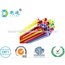 High quality of edge of edge PVC stationery package