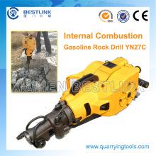 Yn27c Benzin Rock Drill für Bohrloch
