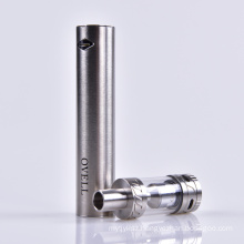 Newest style stainless electronic cigarette ,replaceable coil made in China