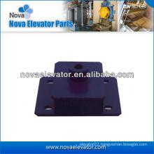 Elevator Shock Absorber for Elevator Traction Machine, Elevator Rubber Damp Absorber, Elevator Rubber Absorber