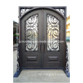 Hot Sale Steel Exterior Security Iron Doors