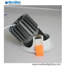 CRI90 + COB Triac / 0-10V / Dali Dimmable LED Downlight
