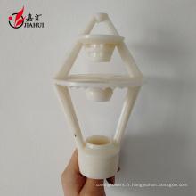 Tour de refroidissement de PVC ABS tournant la tête de gicleur pour la tour de refroidissement