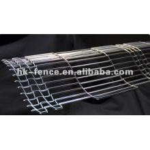 низкая из нержавеющей стали металлическая конвейерная лента плоская проволока ремень плоский-гибкий ремни, сплетенные Поясы