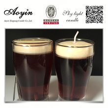 Dekorasi Gel Lilin Beer Candle / Jelly Candle