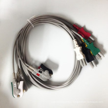 Spacelabs 5ld Clip Leadwires (IEC) Approved CE