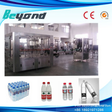 PLC 3-in-1 Water Filling Capping Machine for Pet Bottle