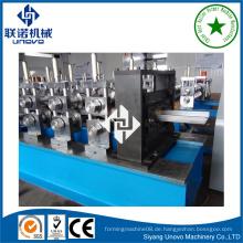 Strukturelle Kanal-Kabelrinne Rollformer Produktionslinie